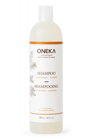 ONEKA Shampooing Hydraste Et Agrumes