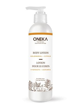 ONEKA Lotion Hydraste Et Agrumes
