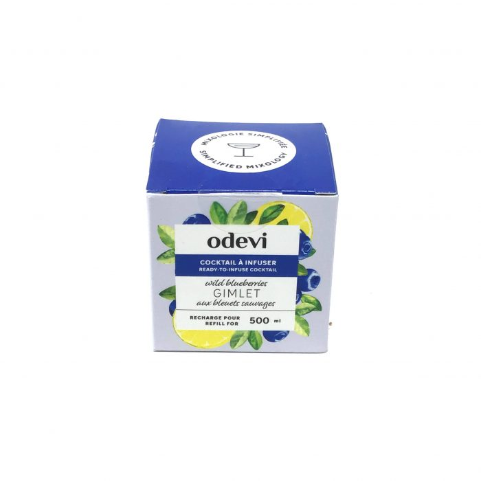 Odevi – Recharge Gimlet